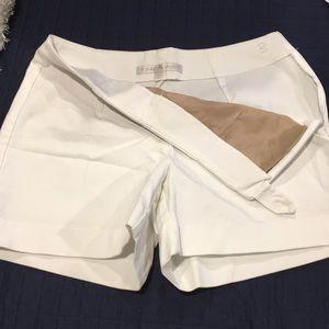 Women's Side Zipper Shorts size 6